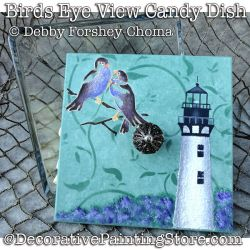 Birds Eye View Lighthouse DOWNLOAD - Debby Forshey-Choma
