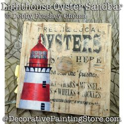 Lighthouse Oyster Sandbar DOWNLOAD - Debby Forshey-Choma