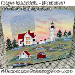 Cape Neddick Summer DOWNLOAD - Debby Forshey-Choma