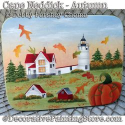 Cape Neddick Autumn DOWNLOAD - Debby Forshey-Choma