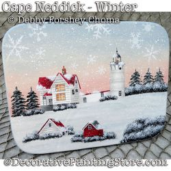 Cape Neddick Winter DOWNLOAD - Debby Forshey-Choma