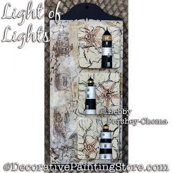 Light of Lights (Lighthouses) DOWNLOAD - Debby Forshey-Choma