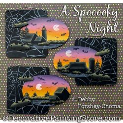 A Spooooky Night DOWNLOAD - Debby Forshey-Choma