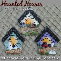 Haunted Houses DOWNLOAD - Debby Forshey-Choma