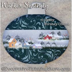 Winter Serenity DOWNLOAD - Debby Forshey-Choma