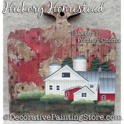 Hickory Homestead DOWNLOAD - Debby Forshey-Choma