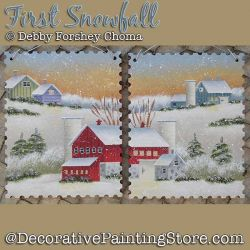 First Snowfall DOWNLOAD - Debby Forshey-Choma