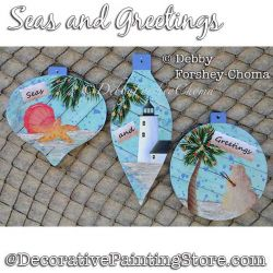 Seas and Greetings DOWNLOAD - Debby Forshey-Choma