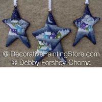 Starry Starry Night ePattern - Debby Forshey-Choma - PDF DOWNLOAD