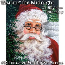 Waiting for Midnight Santa PDF DOWNLOAD - Jillybean Fitzhenry
