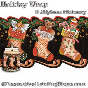 Holiday Wrap DOWNLOAD - Jillybean Fitzhenry