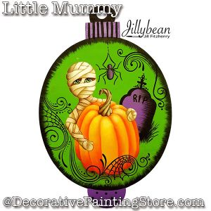 Little Mummy DOWNLOAD - Jillybean Fitzhenry