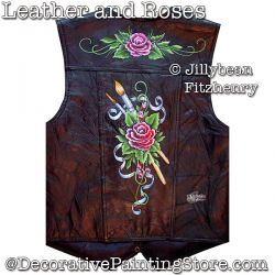 Leather and Roses Download - Jillybean Fitzhenry