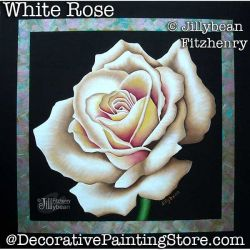 White Rose DOWNLOAD - Jillybean Fitzhenry