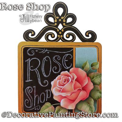 Rose Shop Download - Jillybean Fitzhenry