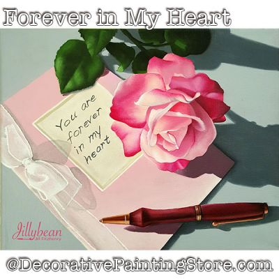 Forever in My Heart Download - Jillybean Fitzhenry
