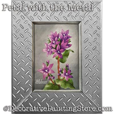 Put the Petal with the Metal Download - Jillybean Fitzhenry