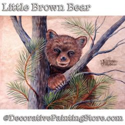 Little Brown Bear PDF Download - Jillybean Fitzhenry