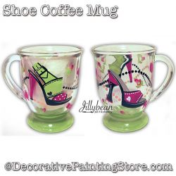 Shoe Coffee Mug Download - Jillybean Fitzhenry