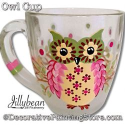 Owl Cup Download - Jillybean Fitzhenry