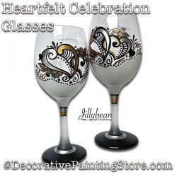Heartfelt Celebration Glasses Download - Jillybean Fitzhenry