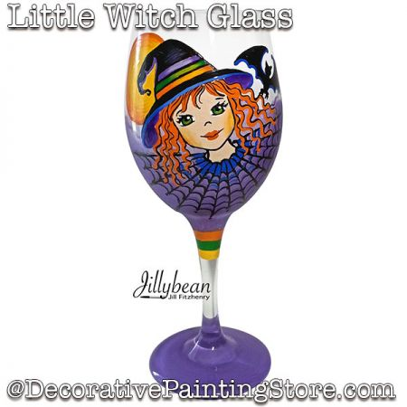 Little Witch Glass Download - Jillybean Fitzhenry