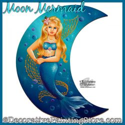 Mermaid Moon Download - Jillybean Fitzhenry