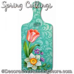 Spring Cuttings Download - Jillybean Fitzhenry