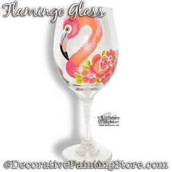 Flamingo Glass Download - Jillybean Fitzhenry