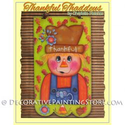 Thankful Thaddeus e-Pattern - Charlotte Fletcher - PDF DOWNLOAD