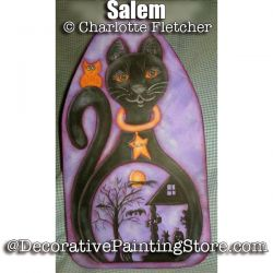 Salem e-Pattern - Charlotte Fletcher - PDF DOWNLOAD