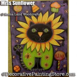Miss Sunflower e-Pattern - Charlotte Fletcher - PDF DOWNLOAD