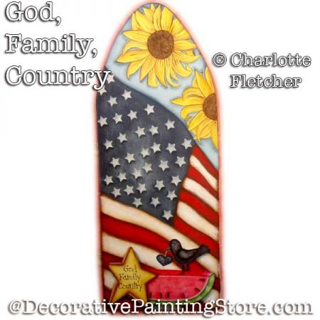 God Family Country DOWNLOAD - Charlotte Fletcher