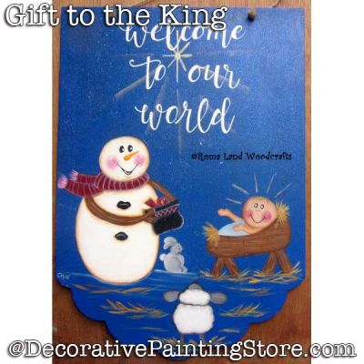Gift to the King DOWNLOAD - Charlotte Fletcher