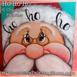 Ho Ho Ho DOWNLOAD - Charlotte Fletcher