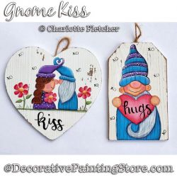 Gnome Kiss DOWNLOAD - Charlotte Fletcher