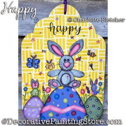 Happy (Bunny Rabbit) DOWNLOAD - Charlotte Fletcher
