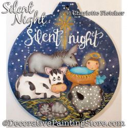 Silent Night (Nativity) DOWNLOAD - Charlotte Fletcher