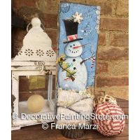 Waiting for Christmas ePattern - Franca Marzi - PDF DOWNLOAD