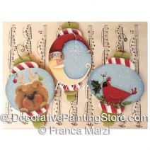 Christmas Collection ePattern - Franca Marzi - PDF DOWNLOAD