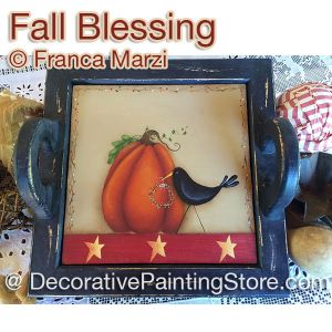 Fall Blessing ePattern - Franca Marzi - PDF DOWNLOAD