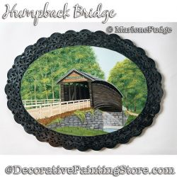 Humpback Bridge Painting Pattern PDF DOWNLOAD - Marlene Fudge