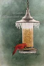 Winter Dinner ePattern - Gayle Laible - PDF DOWNLOAD