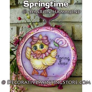 Spring Time ePattern - Sharon K Hammond - PDF DOWNLOAD