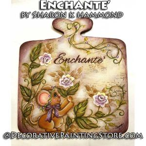 Enchante ePattern - Sharon K Hammond - PDF DOWNLOAD