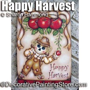 Happy Harvest ePattern - Sharon K Hammond - PDF DOWNLOAD