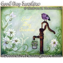Good Day Sunshine ePattern - Sharon K Hammond - PDF DOWNLOAD