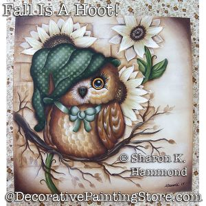 Fall Is a Hoot DOWNLOAD - Sharon K Hammond