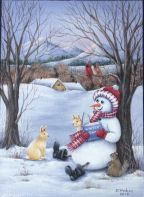 Winter Tales ePacket by Donna Hodson - PDF DOWNLOAD