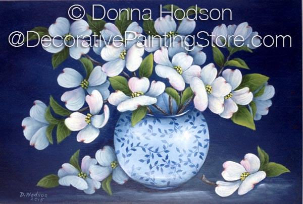 Dogwood ePacket by Donna Hodson - PDF DOWNLOAD